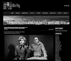 FOUR STAR review #DieDiana @Bandit_MCR @GMFringe @alranorthgrads @heyworth_emily @Annaphylactic http://www.hausofphag.com/bens-blog/haus-of-phag-reviews-die-diana