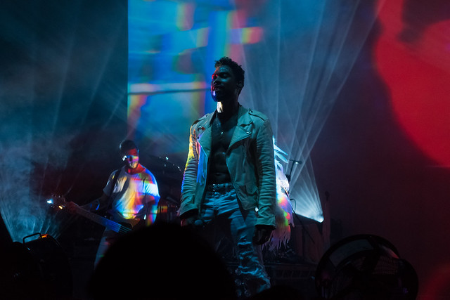 Miguel : Wildheart Tour - Olympia, Paris (2015)