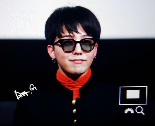 Big Bang - Movie Talk Event - 28jun2016 - Dear_GD818 - 01