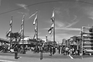 Sunday Streets Embarcadero - Pier 39