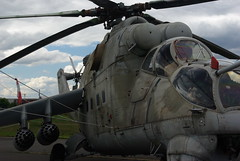 aircraft, aviation, helicopter rotor, helicopter, vehicle, military helicopter, mil mi-24, military, air force,