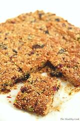 Pistachio & Quinoa Granola Bars – Μπάρε…
