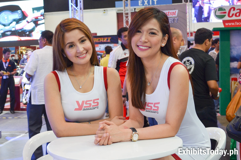 Maybelle Villadelgado and Arra Castro