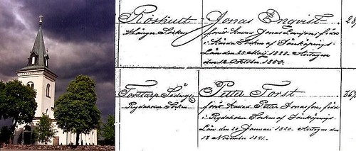 Swedish Soldiers Muster Roll Genealogy