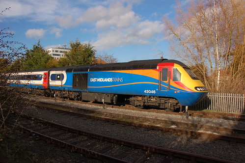 East Midland Trains HST in King's Lynn (c) Colin Apps