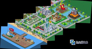 Simpsons Tapped Out: Zenith City, April 2015