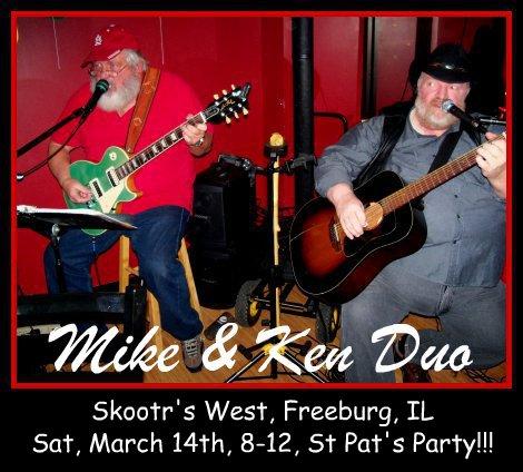 Mike & Ken Duo 3-14-15