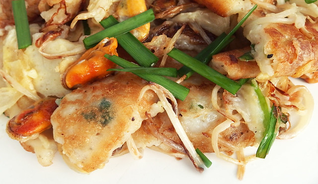Hoi Thawt, Thai pancake