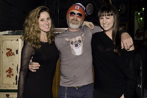 Chop Suey Grand Re-Opening: Brianna Rettig, Brian Houck, Erin Carnes