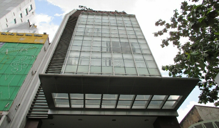Cao Ốc Văn Phòng Licogi Building