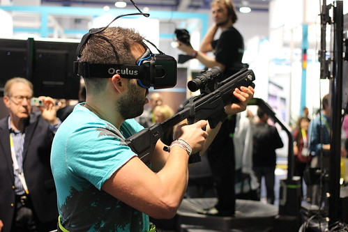 Virtual Reality in the Corporate World
