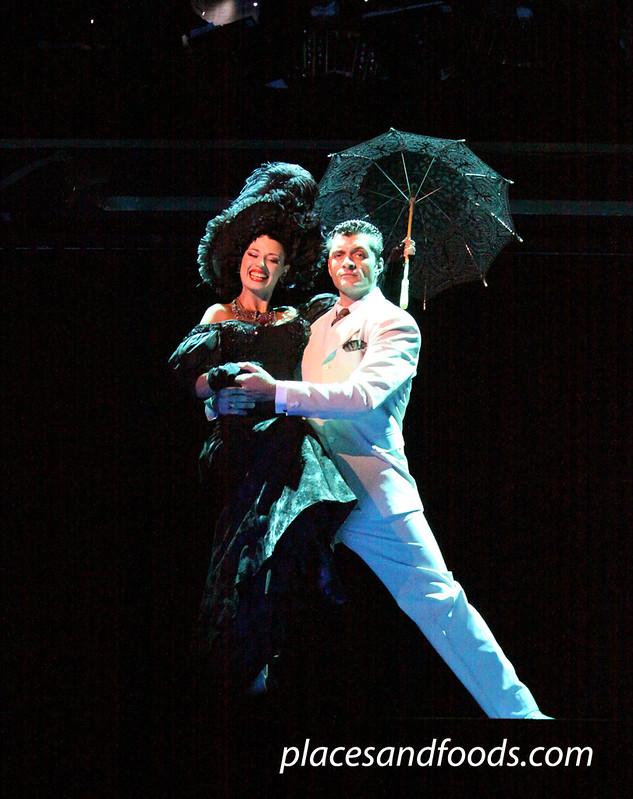 chanta cuatro argentine tango gentleman dancing