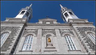 Champlain church