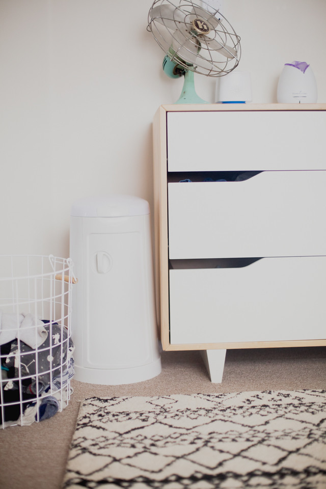 Our favorite things: Munchkin diaper pail