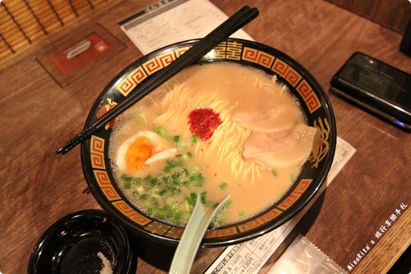 東京美食 日本拉麵 一蘭拉麵 新宿一蘭拉麵 日本必吃0