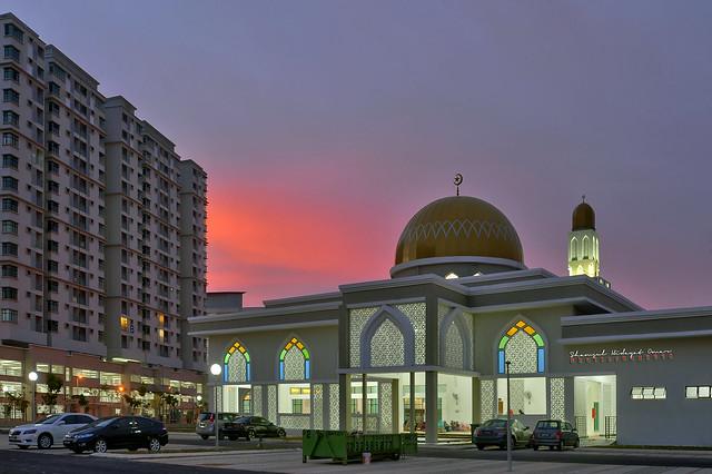 Masjid Seksyen 7 Shah Alam Flickr Photo Sharing