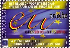 17ter Union Europ timbre