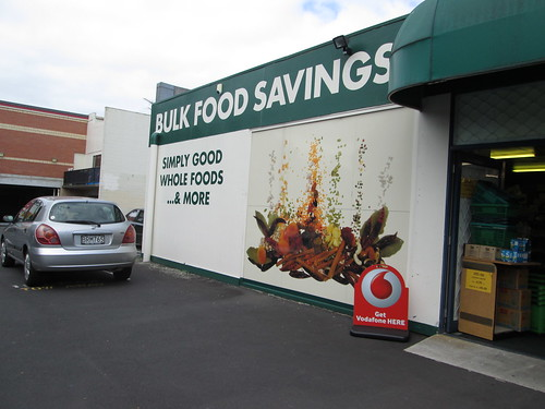 bulk food savings
