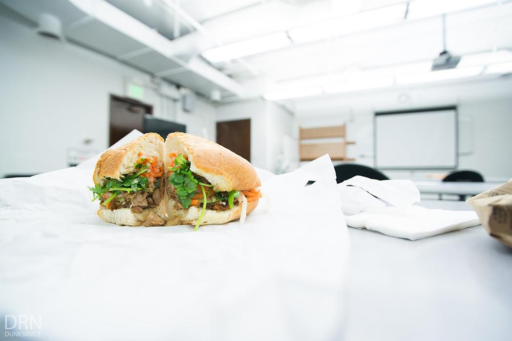Viet Sandwich.