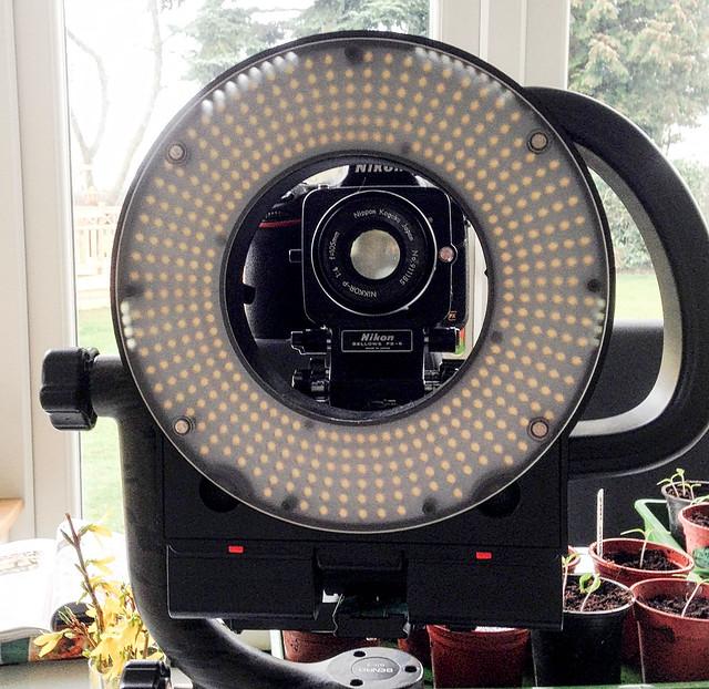 FotoDiox Ring lamp for Macro work