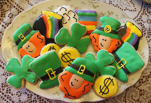 St. Paddy Day Cookies