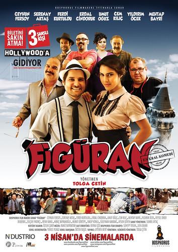 Figüran (2015)
