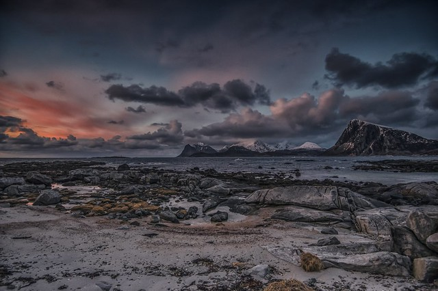 steinliland - Before sunfall