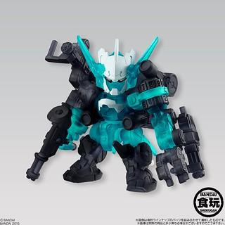 組合機能再進化~大好評的無限擴充改造機人《破幻のzista》第四彈!