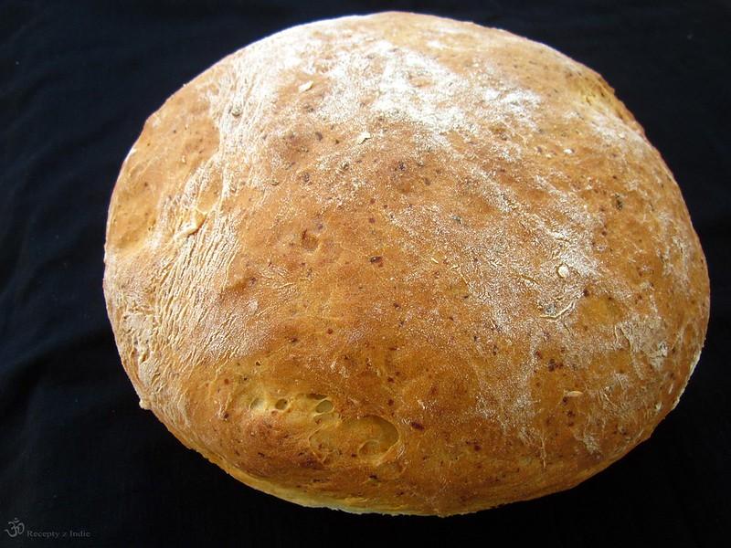 Zemiakovy chlieb