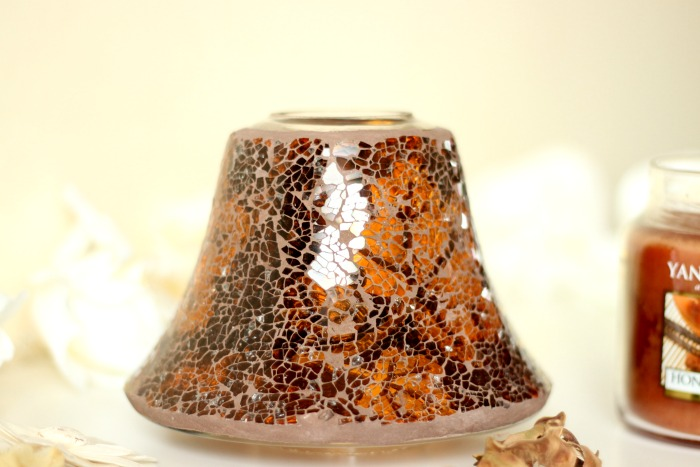 Yankee Candle Leaf Mosaic Large Shade