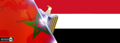 EGYPT AND MOROCCO
