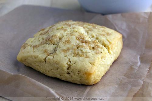 Vegan Classic Butter Scone