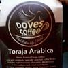 """Doves Coffee"" adalah kopi bubuk produksi Gloria Usaha Mulia. Lembaga ini adalah unit usaha Yayasan Gloria terkenal dengan Renungan Harian.  Gloria membeli dengan harga yg cukup tinggi dari petani. Kopi ini lalu dijual dengan harga premium.  Hasil dari pe"
