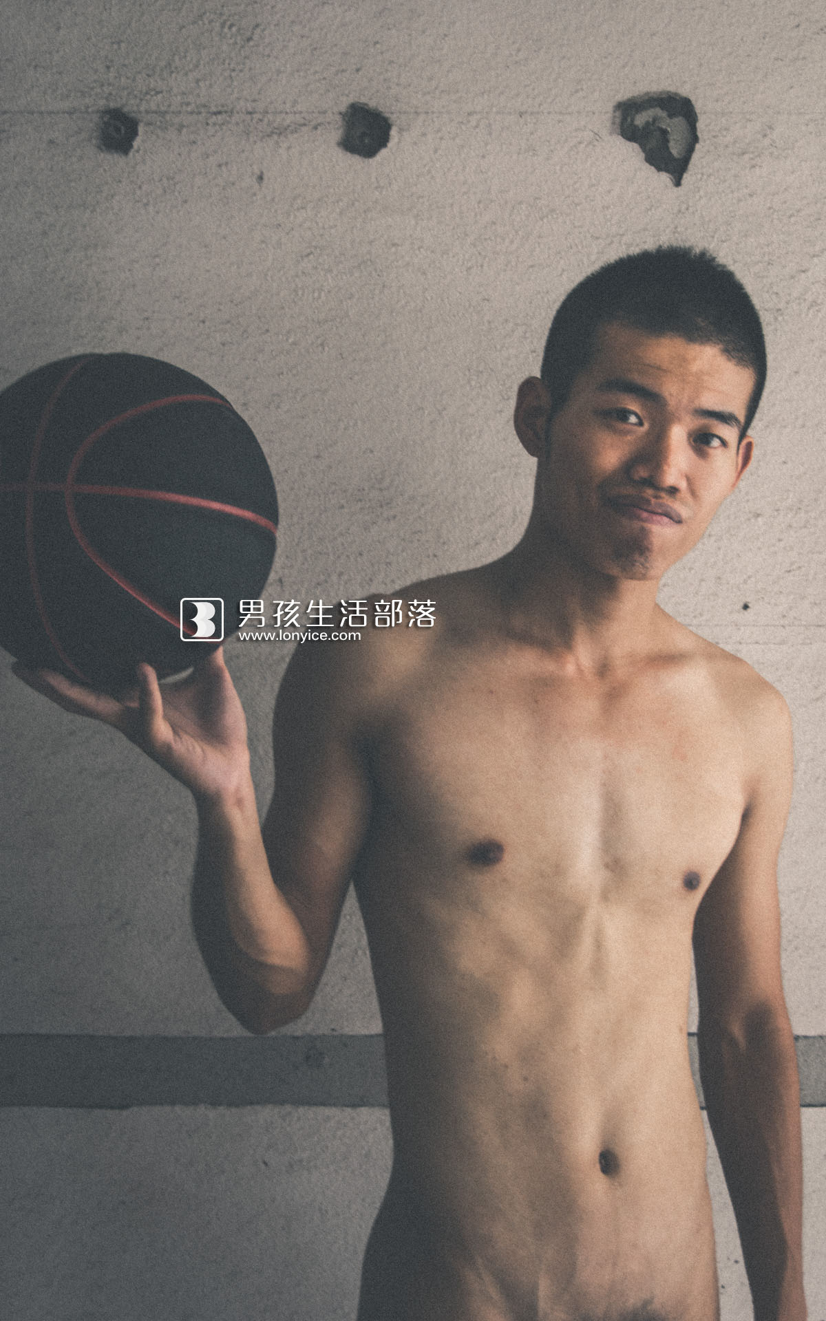 Basketball boy # 05