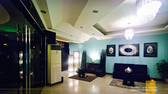 Holiday Plaza Hotel Lobby Tuguegarao