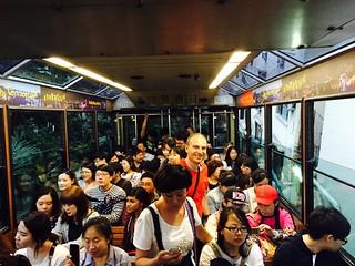תמונה של Peak Tram.
