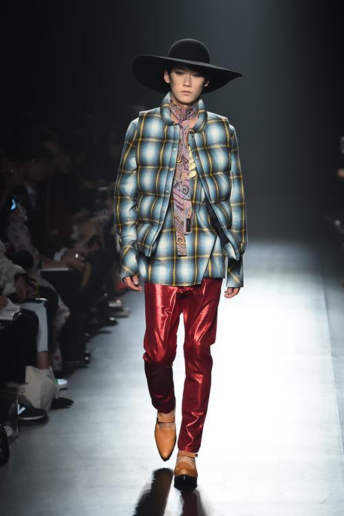 FW15 Tokyo DRESSCAMP015(Fashion Press)