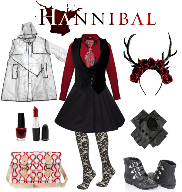 Hannibal Outfit Inspiration