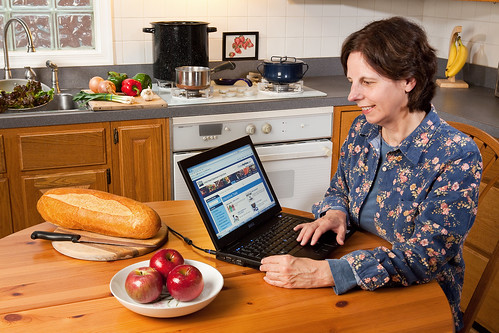 "At home, school, or work, consumers can use USDA's free ChooseMyPlate.gov, an interactive website for creating a customized healthy dietary plan that includes required daily vitamins and minerals, and age- and gender-appropriate daily portions and calorie levels. Users can also tap tools called ""Daily Food Plan,"" ""SuperTracker,"" and ""Food-a-Pedia."""