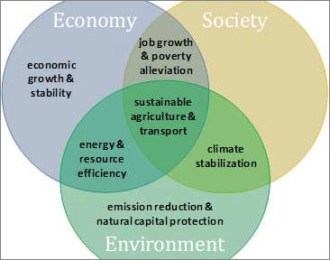 綠經濟不僅牽涉社會更與政治有關。圖片提供:梧桐基金會