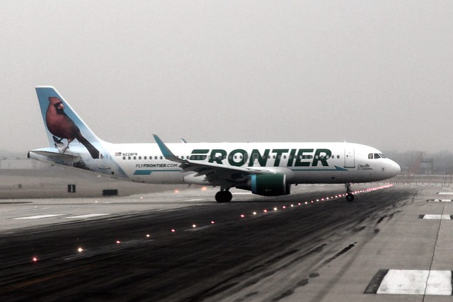 N228FR ~ Airbus A320