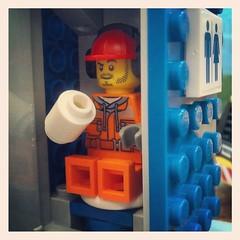 LEGO indecent exposure