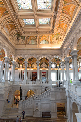 Library of Congress Foyer I