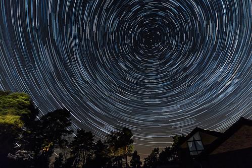 Star Trail 19-04-2015