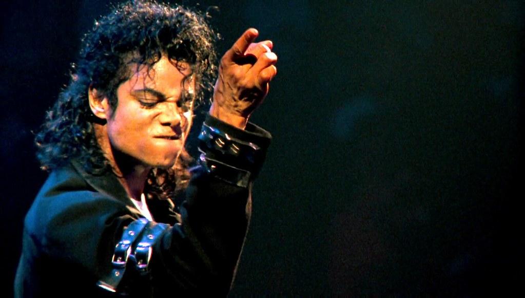 Мимика Майкла Джексона