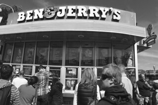 Sunday Streets Embarcadero - Ben and Jerry