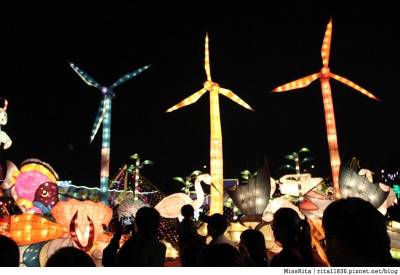 2015 台灣燈會 烏日燈會 台灣燈會烏日高鐵區 2015燈會主燈7