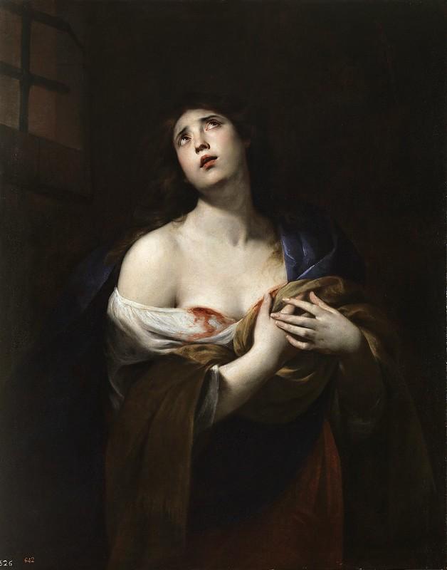 Andrea Vaccaro - S. Agata (c.1635)