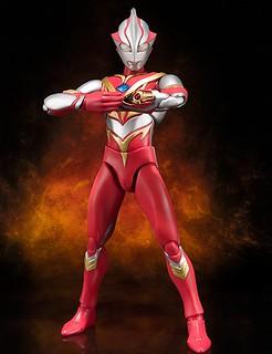 ULTRA-ACT《超人力霸王梅比斯》梅比斯勇敢燃燒