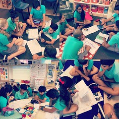 The G7 kids have been working really hard on their companion books. Today, we celebrate their new, expanding thinking and the volume of work they produced for the books they love. #uwcsea_east #uwcsea_msenglish #TCRWP #7PGu